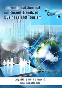 View Vol. 1 No. 3 (2017): International Journal on Recent Trends in Business and Tourism