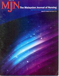 View Vol. 3 No. 4 (2012): The Malaysian Journal of Nursing