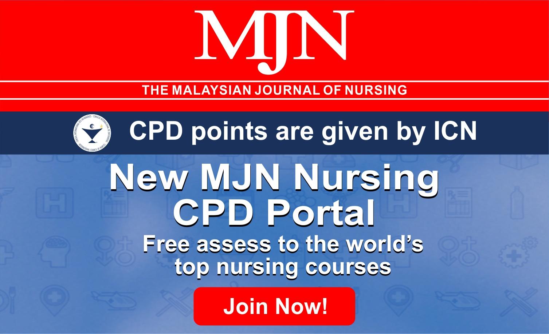The Malaysian Journal of Nursing